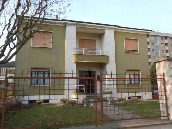 Villa in vendita a Melegnano, Residenziale, Con giardino, 680 mq - Foto 50