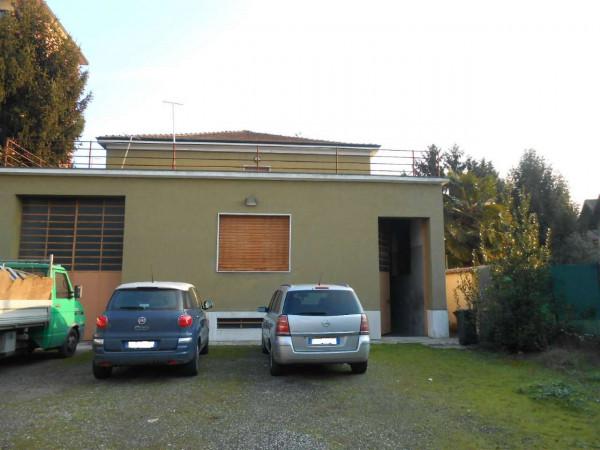 Villa in vendita a Melegnano, Residenziale, Con giardino, 680 mq - Foto 8