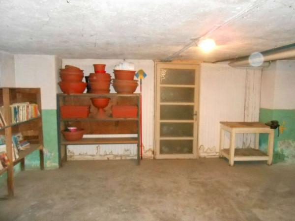 Villa in vendita a Melegnano, Residenziale, Con giardino, 680 mq - Foto 43