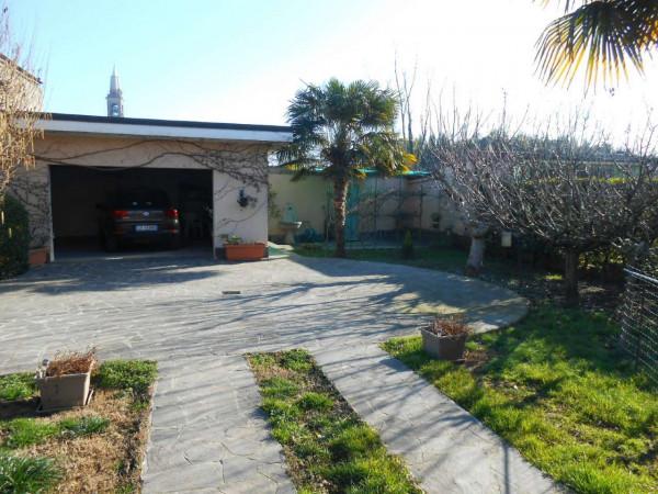Villa in vendita a Dovera, Residenziale, Con giardino, 299 mq - Foto 47