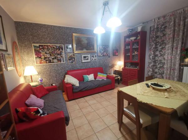 Appartamento in vendita a Pandino, Residenziale, Con giardino, 73 mq