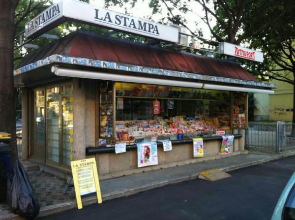 Locale Commerciale  in vendita a Torino, Via Venaria, Arredato, 30 mq - Foto 9