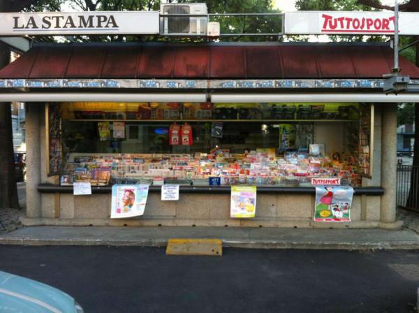 Locale Commerciale  in vendita a Torino, Via Venaria, Arredato, 30 mq - Foto 1