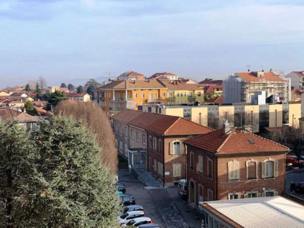 Appartamento in vendita a Alpignano, Centro, Con giardino, 100 mq