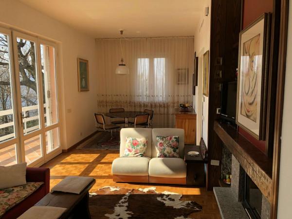 Villa in vendita a Cittiglio, Località Pozzit, Con giardino, 120 mq - Foto 15