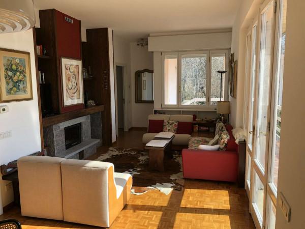 Villa in vendita a Cittiglio, Località Pozzit, Con giardino, 120 mq - Foto 17