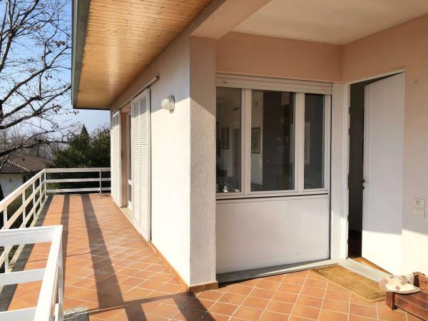 Villa in vendita a Cittiglio, Località Pozzit, Con giardino, 120 mq - Foto 20