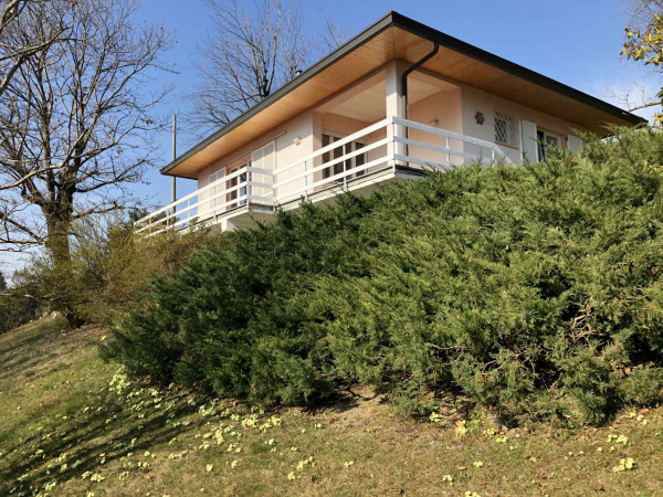 Villa in vendita a Cittiglio, Località Pozzit, Con giardino, 120 mq - Foto 22