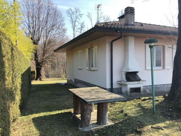 Villa in vendita a Cittiglio, Località Pozzit, Con giardino, 120 mq - Foto 21