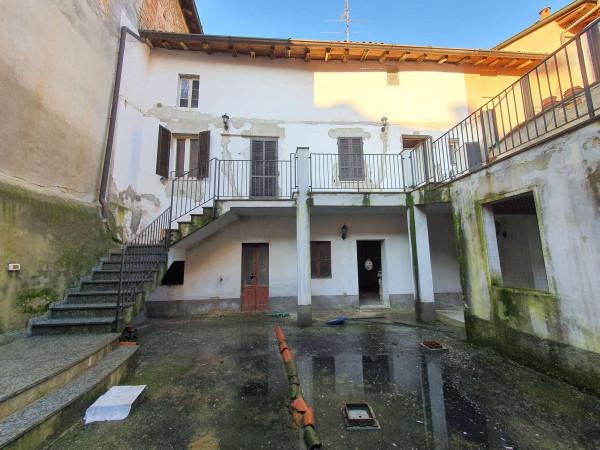 Casa indipendente in vendita a Crema, Centro, Con giardino, 169 mq - Foto 45