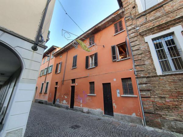 Casa indipendente in vendita a Crema, Centro, Con giardino, 169 mq