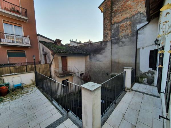 Casa indipendente in vendita a Crema, Centro, Con giardino, 169 mq - Foto 48