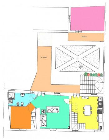Casa indipendente in vendita a Crema, Centro, Con giardino, 169 mq - Foto 58