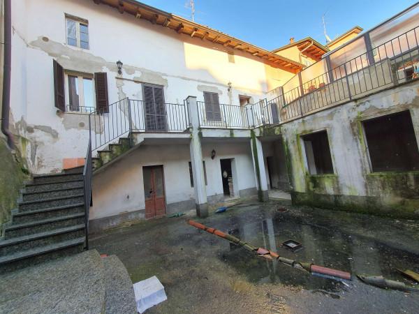 Casa indipendente in vendita a Crema, Centro, Con giardino, 169 mq - Foto 44
