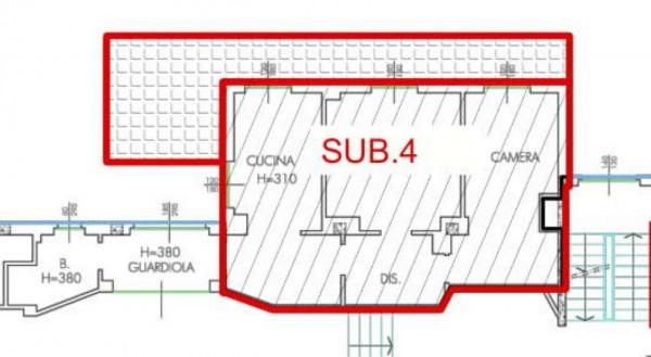 Appartamento in vendita a Milano, Romolo, Con giardino, 58 mq