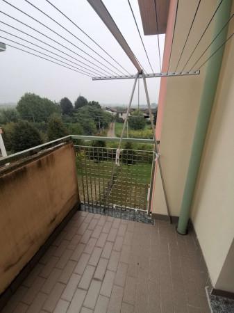 Appartamento in vendita a Pandino, Residenziale, Con giardino, 94 mq - Foto 2