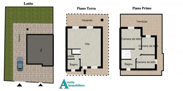 Villa in vendita a Taranto, San Vito, Con giardino, 120 mq - Foto 2