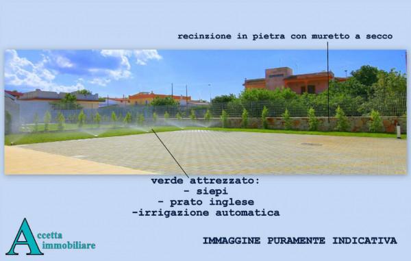 Villa in vendita a Taranto, San Vito, Con giardino, 120 mq - Foto 5