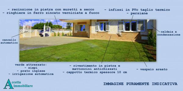 Villa in vendita a Taranto, San Vito, Con giardino, 120 mq - Foto 15