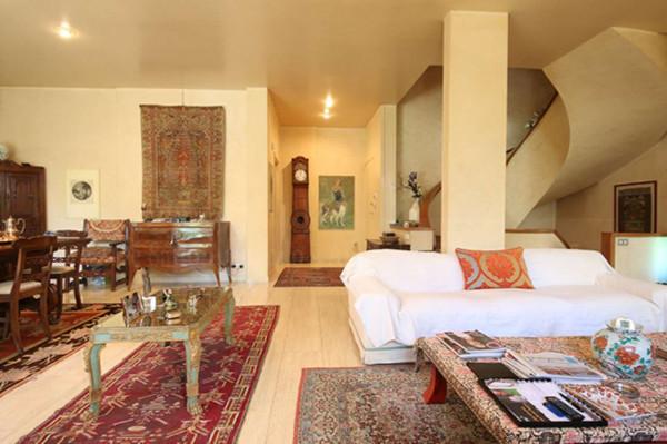 Appartamento in vendita a Moncalieri, Collina, Con giardino, 360 mq