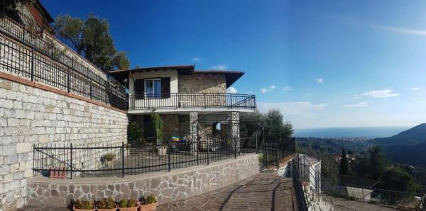 Villa in vendita a Leivi, Residenziale, Arredato, con giardino, 250 mq