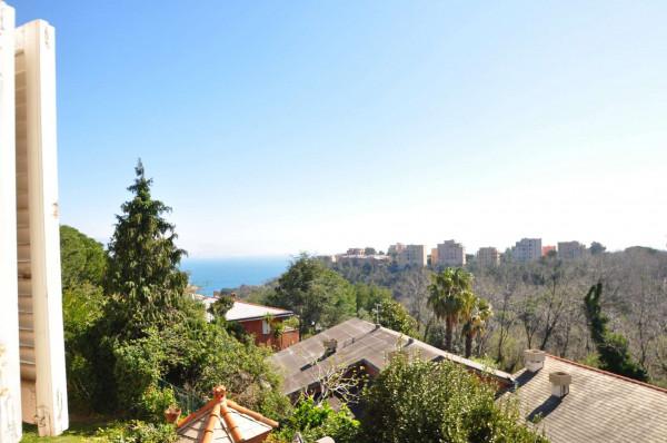 Appartamento in vendita a Arenzano, Pineta, Arredato, con giardino, 60 mq - Foto 9