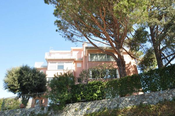 Appartamento in vendita a Arenzano, Pineta, Arredato, con giardino, 60 mq - Foto 4