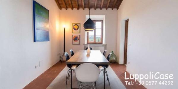 Appartamento in vendita a Siena, Arredato, con giardino, 199 mq - Foto 21