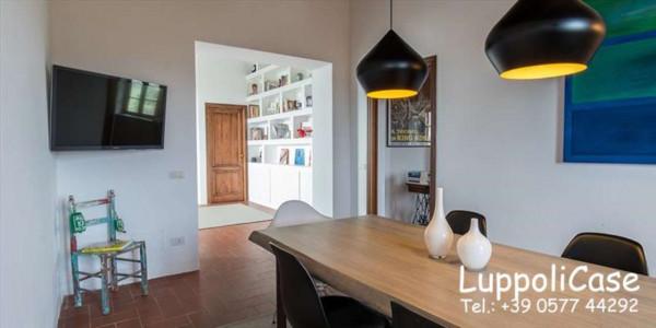 Appartamento in vendita a Siena, Arredato, con giardino, 199 mq - Foto 17