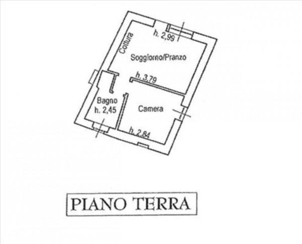 Villa in vendita a Siena, Arredato, con giardino, 50 mq - Foto 2