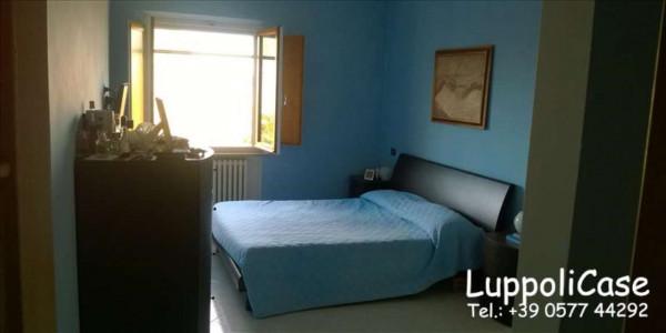 Appartamento in vendita a Monteroni d'Arbia, Con giardino, 110 mq - Foto 5