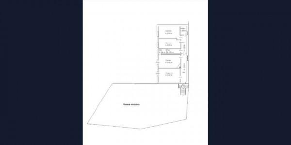 Appartamento in vendita a Monteroni d'Arbia, Con giardino, 110 mq - Foto 2