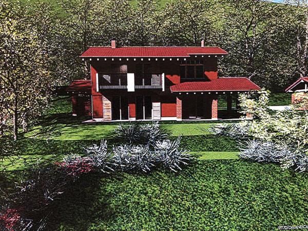 Villa in vendita a Gavirate, Voltorre, Con giardino, 180 mq - Foto 23