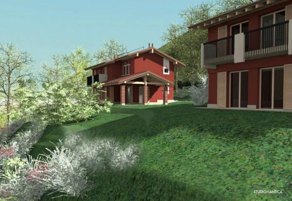Villa in vendita a Gavirate, Voltorre, Con giardino, 180 mq - Foto 22