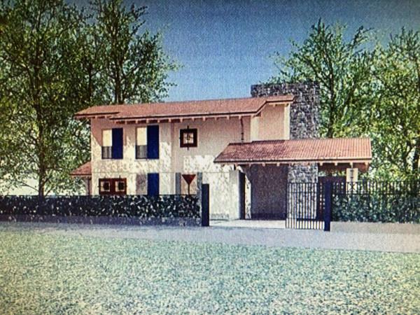 Villa in vendita a Gavirate, Voltorre, Con giardino, 180 mq - Foto 15