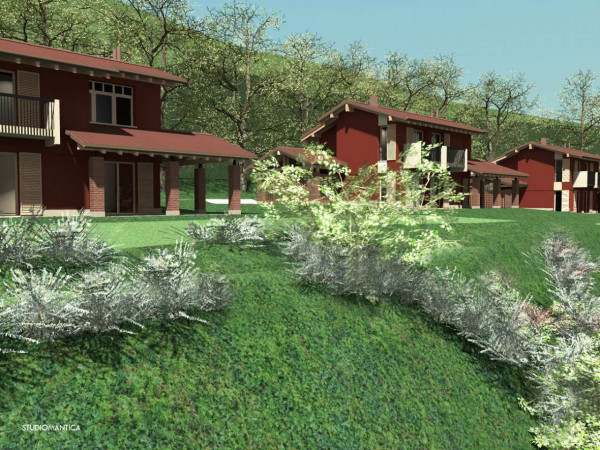 Villa in vendita a Gavirate, Voltorre, Con giardino, 180 mq - Foto 21