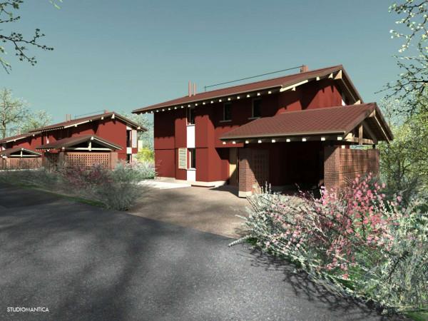 Villa in vendita a Gavirate, Voltorre, Con giardino, 180 mq - Foto 20