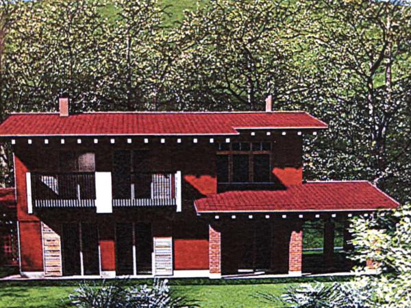 Villa in vendita a Gavirate, Voltorre, Con giardino, 180 mq - Foto 16