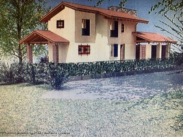 Villa in vendita a Gavirate, Voltorre, Con giardino, 180 mq - Foto 14