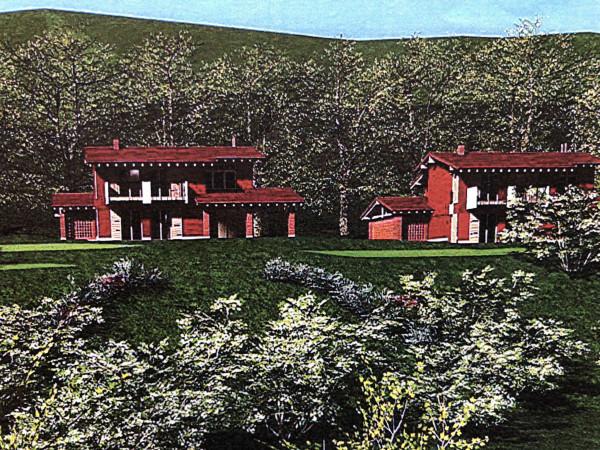 Villa in vendita a Gavirate, Voltorre, Con giardino, 180 mq - Foto 17