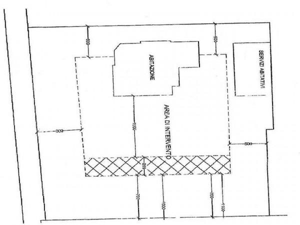 Casa indipendente in vendita a Forlì, Coriano, Con giardino, 180 mq - Foto 5