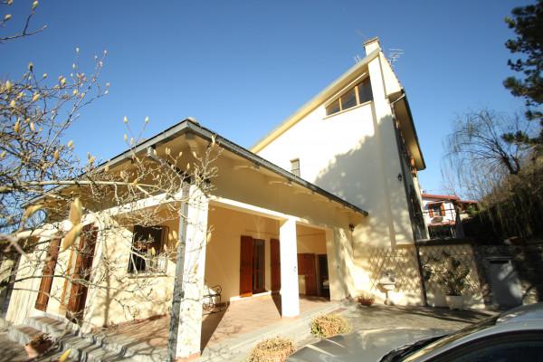 Villa in vendita a Monterenzio, Savazza, Con giardino, 565 mq - Foto 1