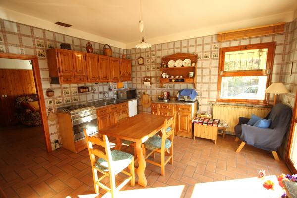 Villa in vendita a Monterenzio, Savazza, Con giardino, 565 mq - Foto 9