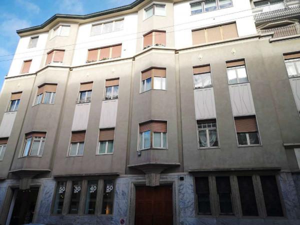 Appartamento in affitto a Milano, Brera/moscova, Arredato, 100 mq