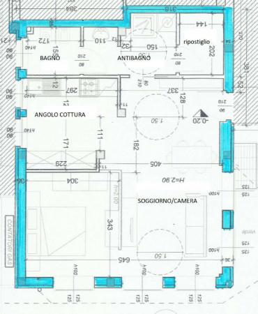 Rustico/Casale in vendita a Caronno Pertusella, 65 mq