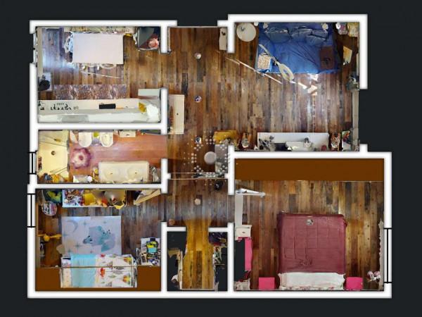 Appartamento in vendita a Firenze, Con giardino, 95 mq - Foto 3