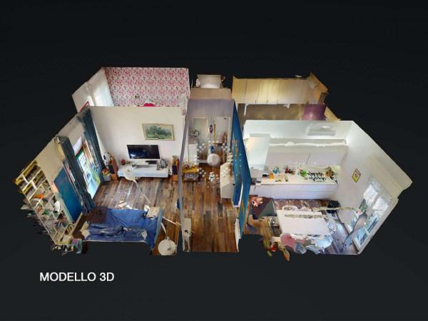 Appartamento in vendita a Firenze, Con giardino, 95 mq - Foto 2