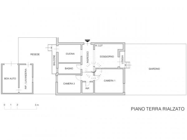 Appartamento in vendita a Firenze, Con giardino, 95 mq - Foto 4