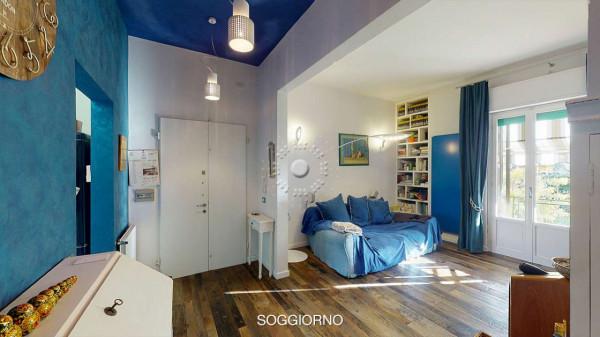 Appartamento in vendita a Firenze, Con giardino, 95 mq - Foto 7