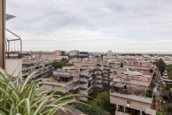 Appartamento in vendita a Roma, Cesarepavese, Con giardino, 130 mq - Foto 32